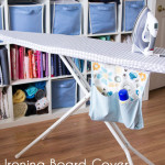 Ironing Board Cover with Pocket Storage