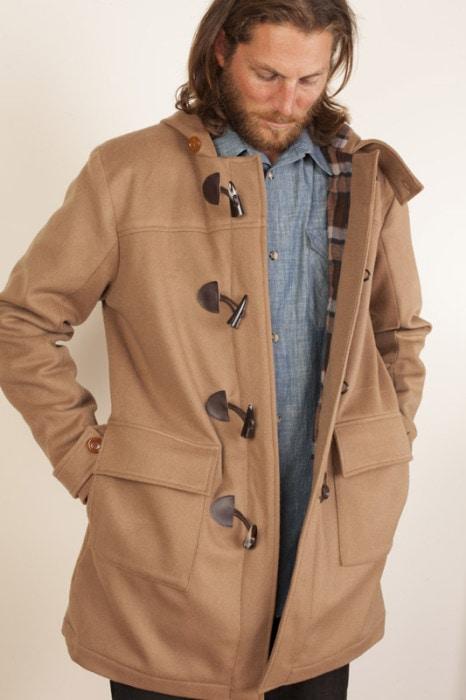 Colette Patterns Albion Jacket