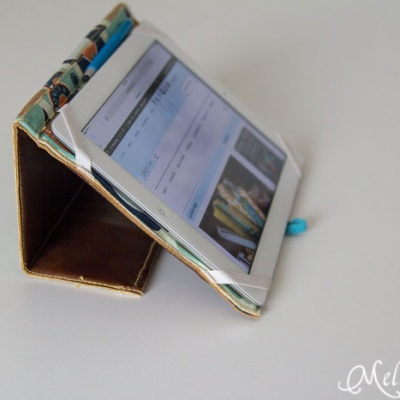 Make an iPad Case – DIY Tutorial