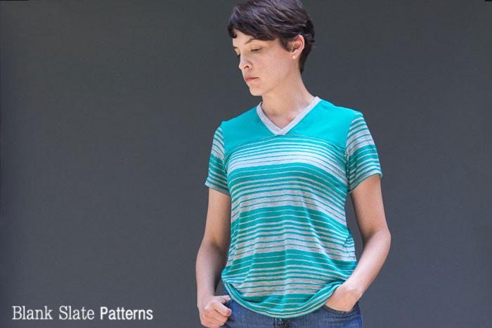Juniper Jersey pattern - blankslatepatterns.com