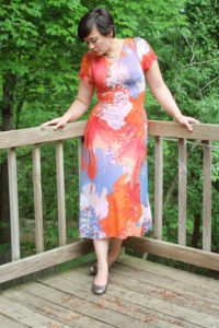 Mesh midi length dress by Hideous! Dreadful! Stinky!
