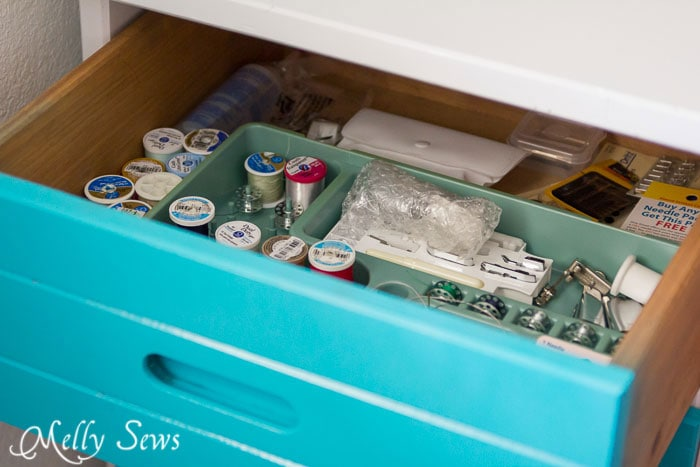Sewing tray - mellysews.com