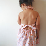 Halter Sundress by You & Mie
