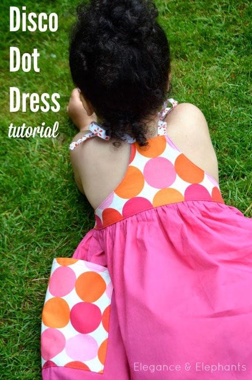 Disco-Dot-Dress