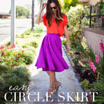 http://www.merricksart.com/2014/05/easy-circle-skirt-tutorial.html