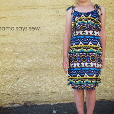 (30) Days of Sundresses with Mama Says Sew