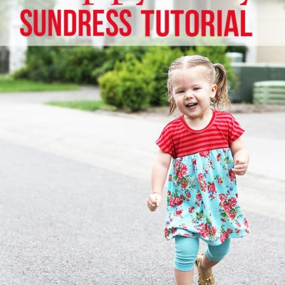 (30) Days of Sundresses with Sew Much Ado