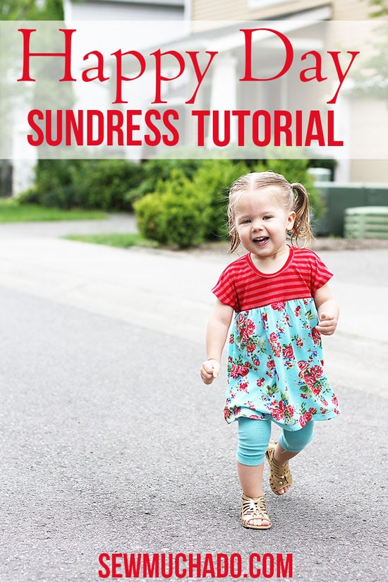 Sundress by Sew Much Ado