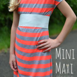 Mini Maxi dress by Family Ever After