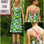 Braided Strap Dress by Kitschy Coo
