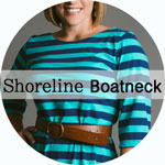 Blank Slate Patterns Shoreline Boatneck