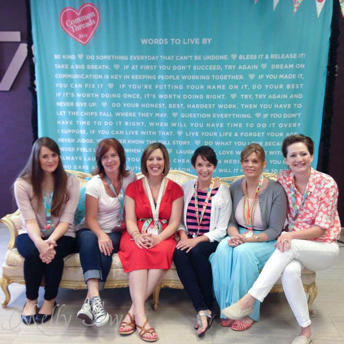 see kate sew, The Sewing Loft, the Cottage Mama, Melly Sews and Simple Simon and Co