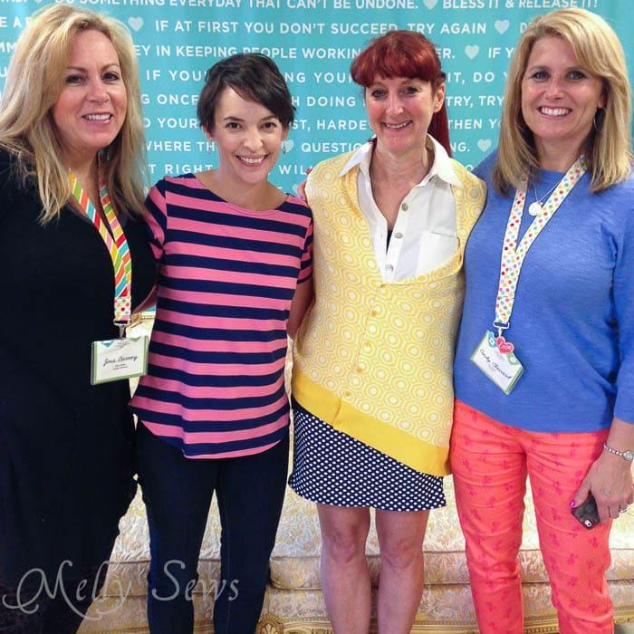 Riley Blake Fabrics knits