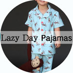 Blank Slate Patterns Lazy Day Pajamas