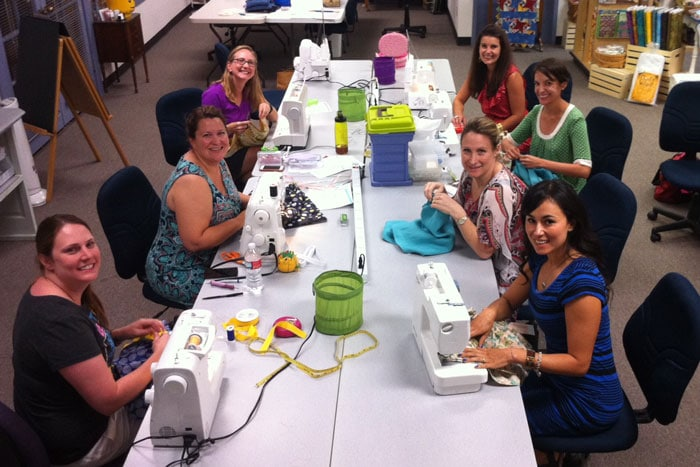 Sewing Bee - Skirting the Issue