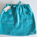 Drawstring Skirt Tutorial - Easy to Make in Any Size!