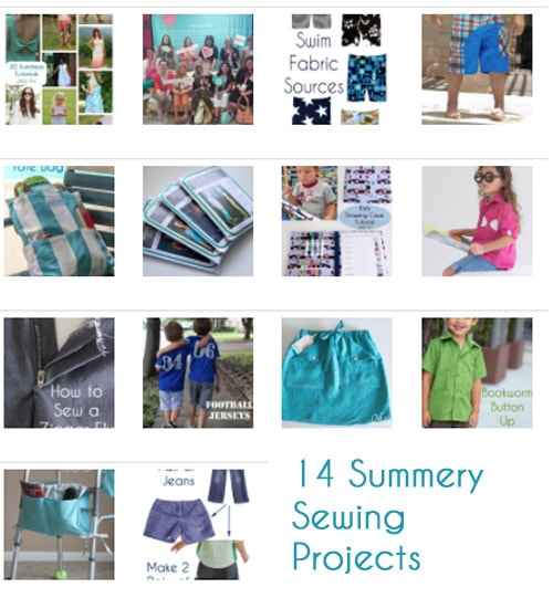July 2014 Projects - Melly Sews