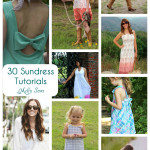 Sew a Sundress with these 30+ FREE tutorials - Melly Sews