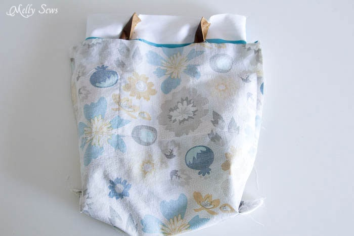 Step 15 - Carry Everything Tote Tutorial
