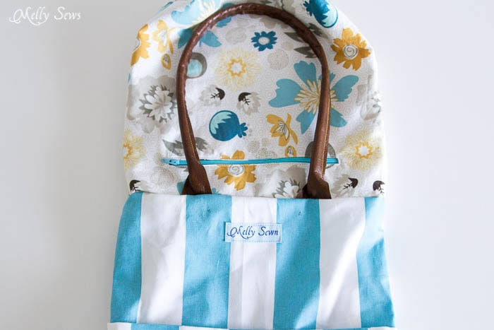 Step 16 - Carry Everything Tote Tutorial
