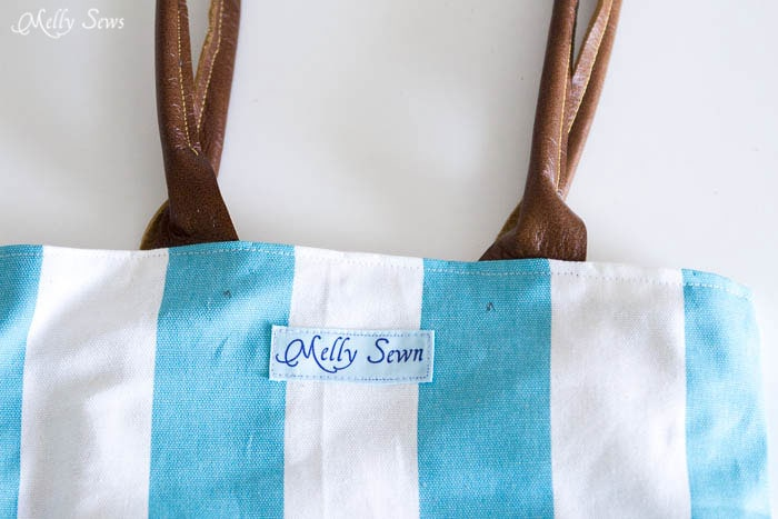 Step 17 - Carry Everything Tote Tutorial