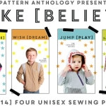 Make (Believe) Sewing Patterns by Pattern Anthology