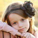 Flower headband by Girl, Inspired