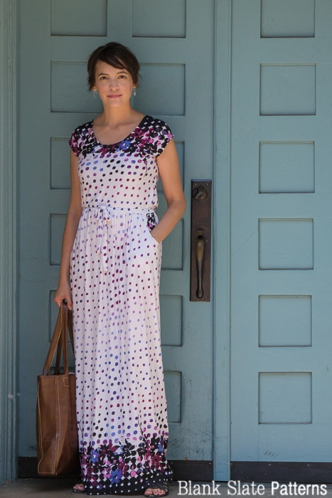Must make - it has pockets! Catalina Dress Pattern by Blank Slate Patterns