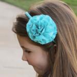 Frayed flower by Girl, Inspired