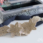 Freestanding Lace Headband DIY Tutorial