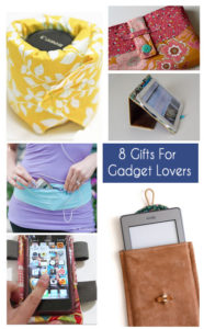 Gifts for all the Gadget Lovers in your Life - Melly Sews