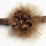 Tulle Pouf Headband by Melly Sews