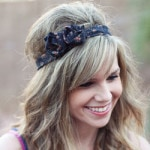 Hair Wrap by Kelly Hicks Design