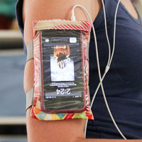 Touch Screen Armband - Melly Sews