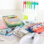 School Supplies for Sewing