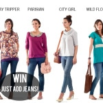 Win Just Add Jeans collection from Pattern Anthology!