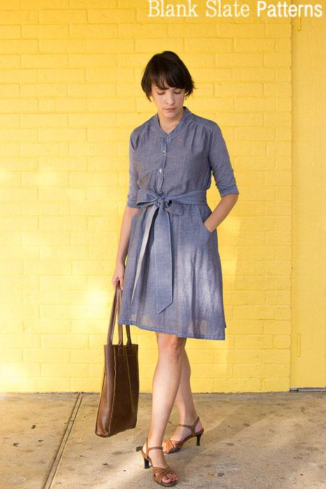 Marigold Sewing Pattern by Blank Slate Patterns