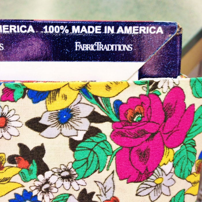 Quilting Cotton Made in America