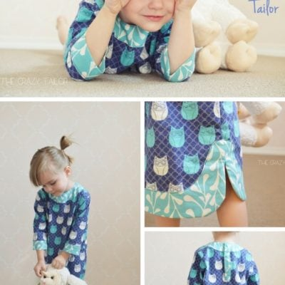 Pocket PJs with The Crazy Tailor – Blank Slate Sewing Team