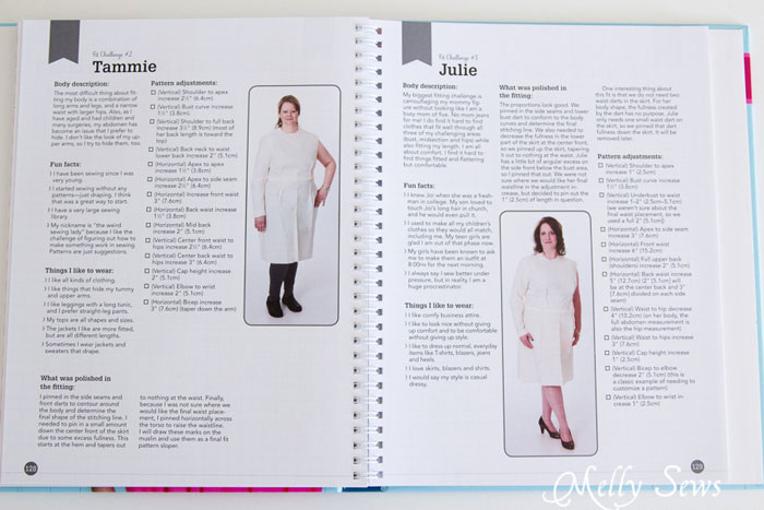 Create the Perfect fit by Joi Mahon - reviewed by Melly Sews