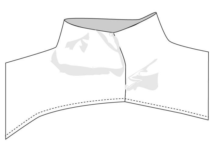 Step 2 - Sew costume pants - Melly Sews