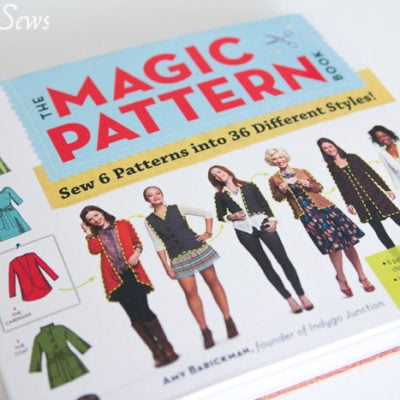 Magic Pattern Book Review