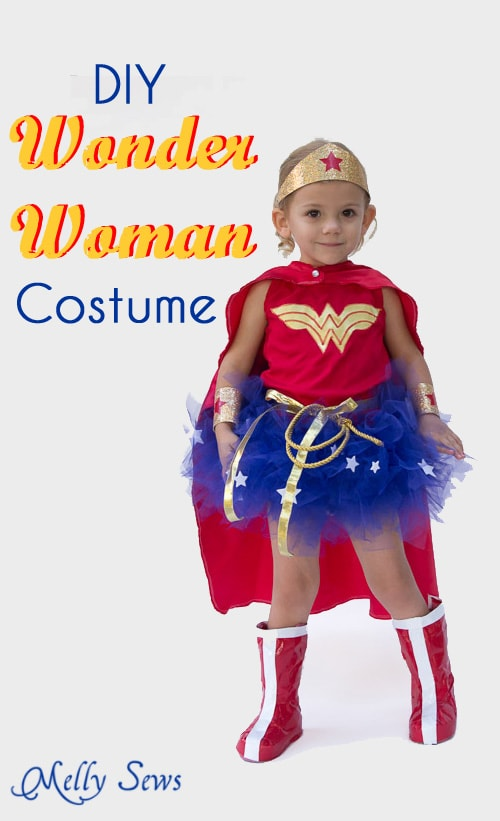 Nov 08,  · How to Make a Wonder Woman Costume In this Article: Article Summary Making the Outfit for an Adult Making the Outfit for a Child Adding Accessories Community Q&A 18 References Wonder Woman is an iconic female superhero, and her costume demonstrates how 85%(25).