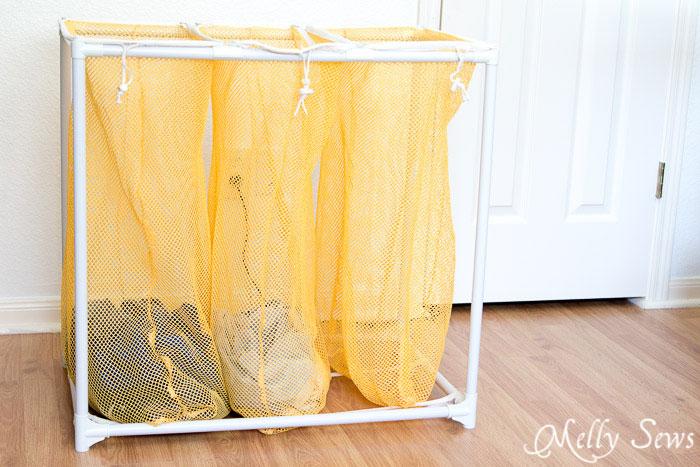 Sew Laundry Bag - Melly Sews