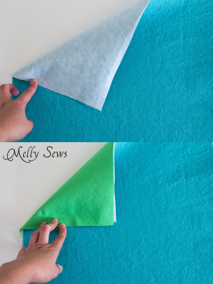 Step 1 - Sew a storage box - Melly Sews