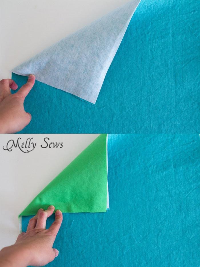 Step 1 - Sew a storage box - Melly Sews