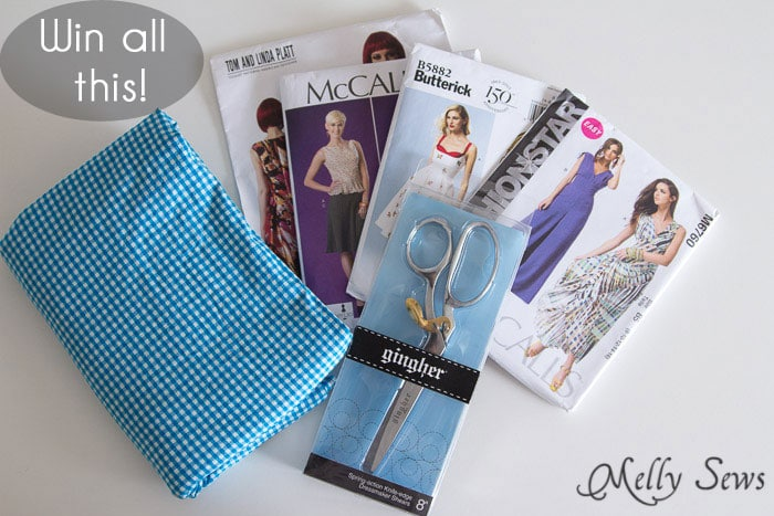 Win this package! - Melly Sews