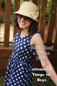 Catalina Dress by Things for Boys
