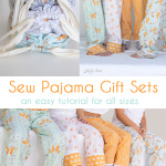 Sew Pajama Pants Gift Sets