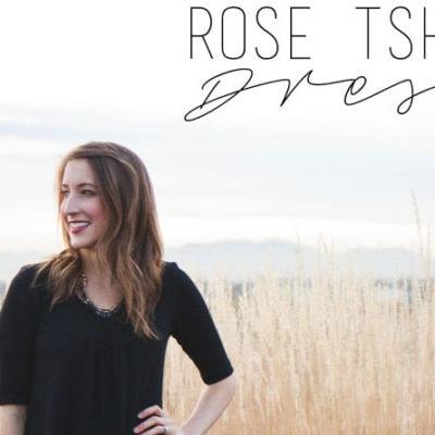 Rose T-Shirt with Sewbon – Blank Slate Sewing Team
